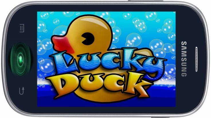 Fajny dzwonek na telefon - Lucky Duck