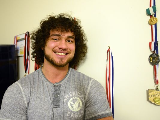 Former star local athlete tells of addiction, recovery.