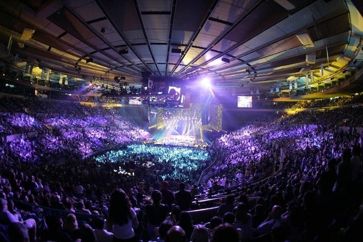 Madison Square Garden #EnjoyMSGbetter