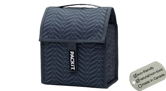 Packit Lunch Coolers - pacific grey
