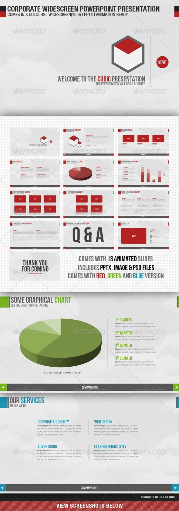 686 best presentation ideas images on pinterest | business, Presentation templates