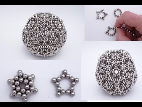 how to make a cube with zen balls