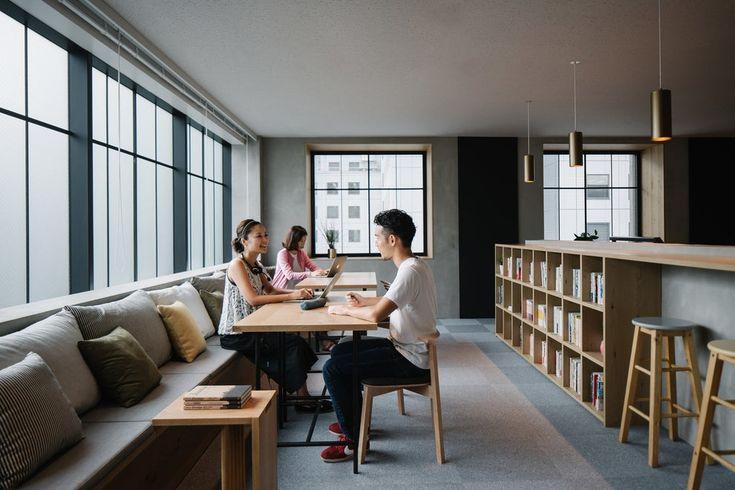 Airbnbの東京オフィスがおしゃれすぎて、社員じゃなくても働きたいレベル | オフィスデザイン. 和の ...