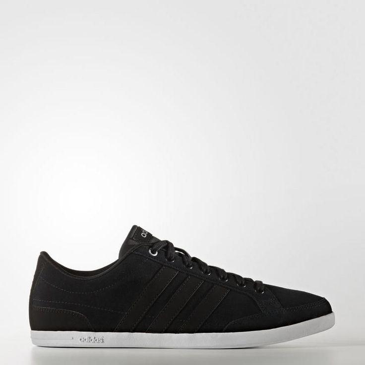 حذاء للمشي للرجال من اديداس كافلير اسود Adidas Men Sneakers All Black Sneakers
