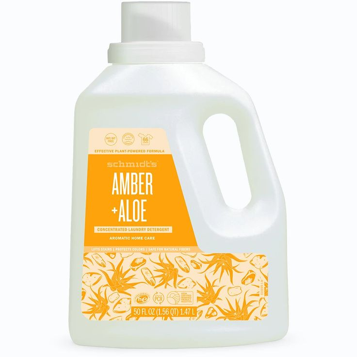 Amber Aloe Concentrated Laundry Detergent Laundry Detergent Aloe