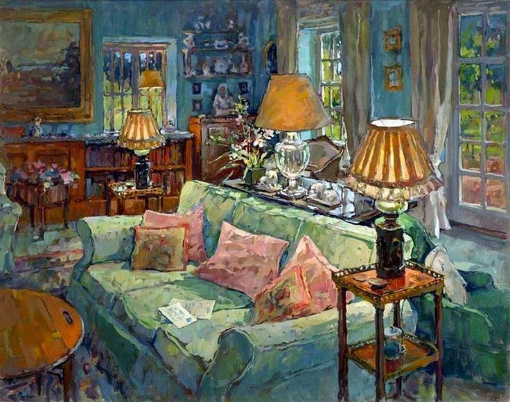 Artist Susan Ryder