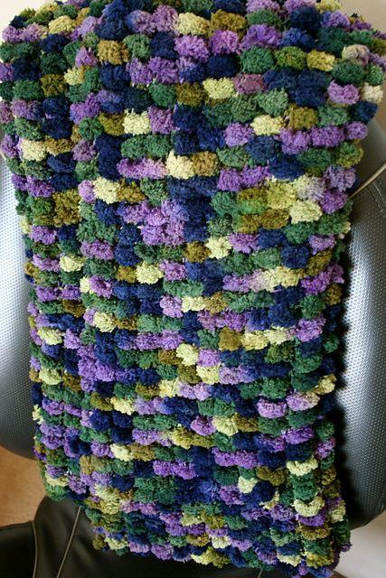 Ravelry: Pampered Baby Blanket pattern by Sandy L. Harris