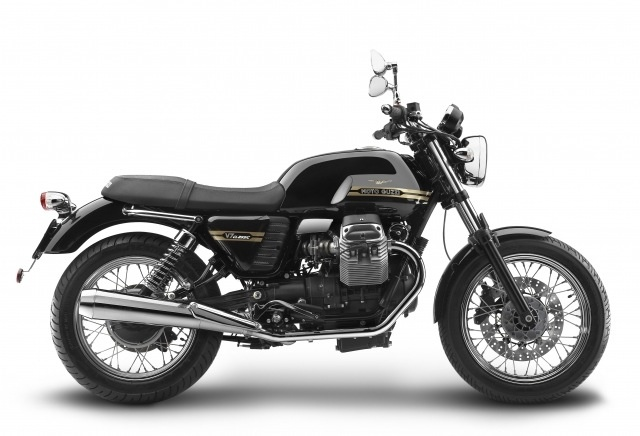 Motto Guzzi V7 Classic, my dream bike (: