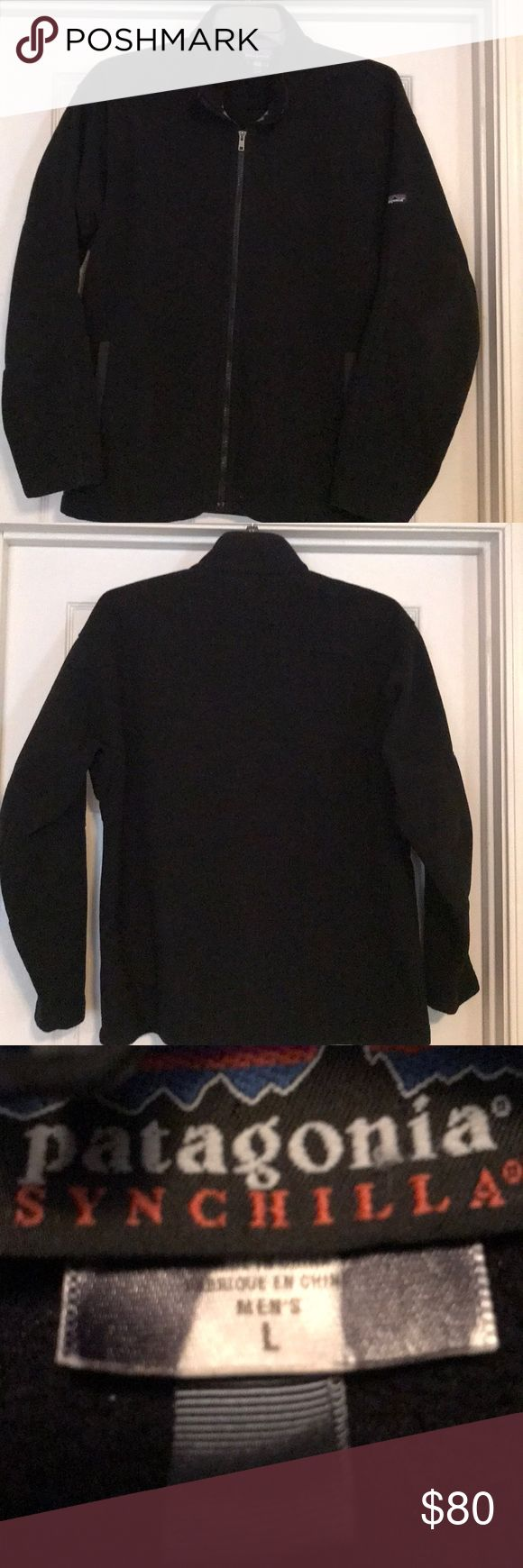 Men's Patagonia Synchilla jacket Size L great condition Patagonia Jackets & Coats