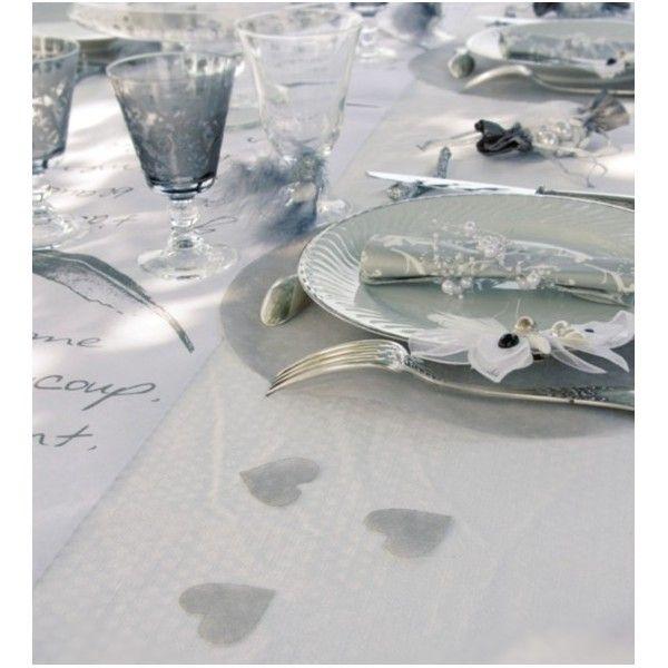 Décoration de table élégante