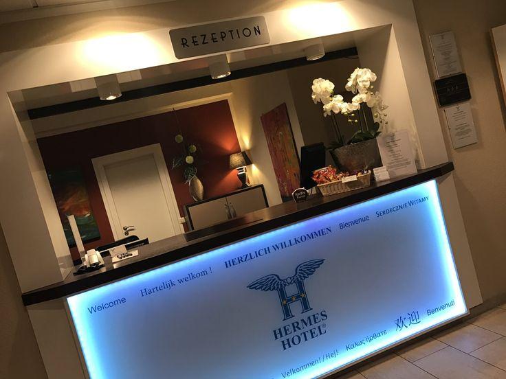 """Das Hermes Hotel Oldenburg ist ein komfortables und sehr liebevoll geführtes 3-Stern-Hotel, das m. ungewöhnlichen Dienstleistungen und """"all-inclusive"""" lockt"""