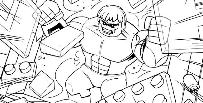 Hulk Smash Lego Avengers Coloring Pages Lego Coloring Pages Avengers Coloring Avengers Coloring Pages