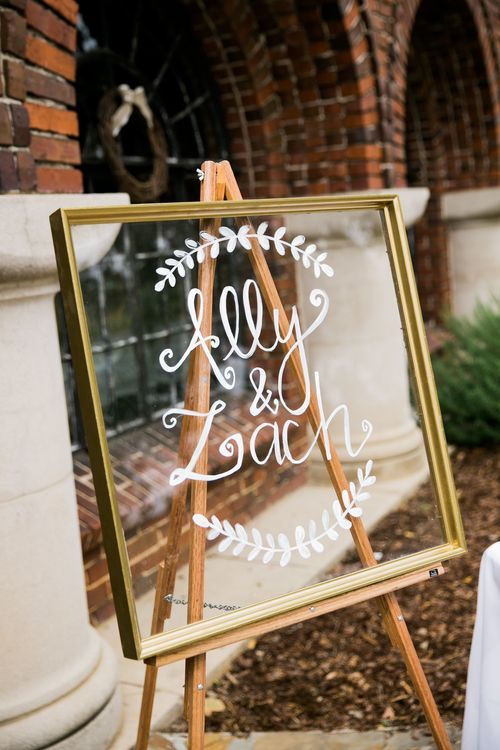 Ally + Zach's joyfilled, fall wedding in Birmingham, Alabama. Pops of purple, white, green and gold. The venues were the beautiful upstairs of the of the Avondale Brewery and the historic outdoor venue of the Avondale Villa. This was a wedding full of memorials, special moments, lots of friendship, love and laughter with reception decor that looks a little bit like it might belong in Harry Potter's Hogwarts. Planned + Designed by @PaperSwallowEve, Photography by Mary Margaret Smith, Flowers…