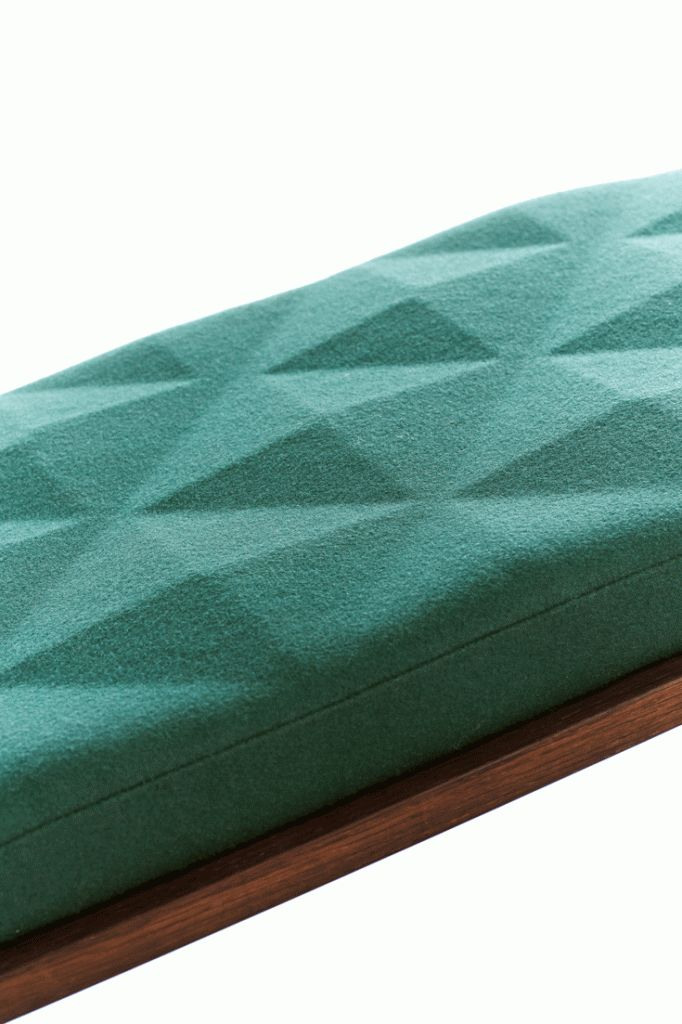 Detailed cushion by FEM www.studiofem.dk