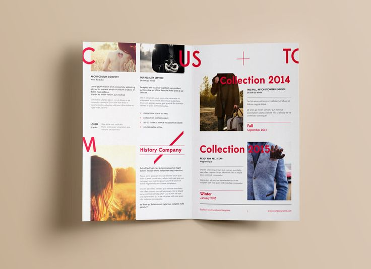 Image result for brochure mockup