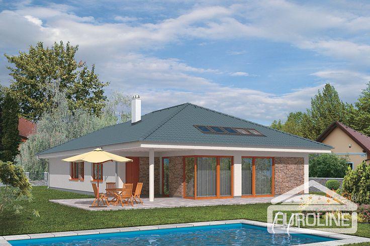 rodinný dům bungalov - Hledat Googlem
