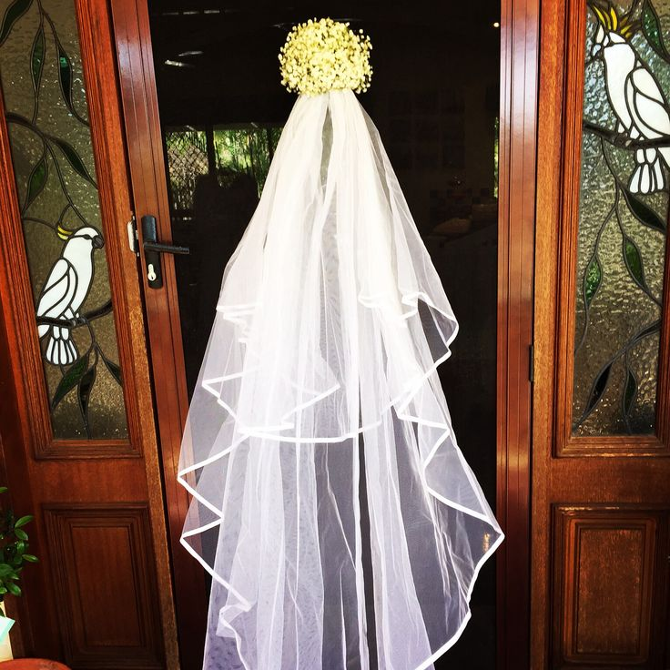 Bridal Shower Decoration - Baby's Breath