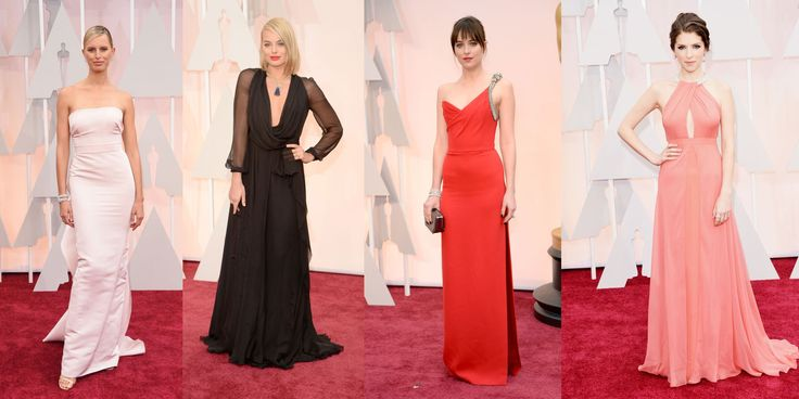 Nina Garcia's Favorite Looks from the Oscars Red Carpet  - MarieClaire.com