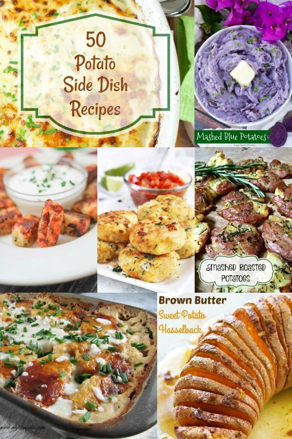 0 Potato Side Dish Recipes With Images Potato Side Dishes