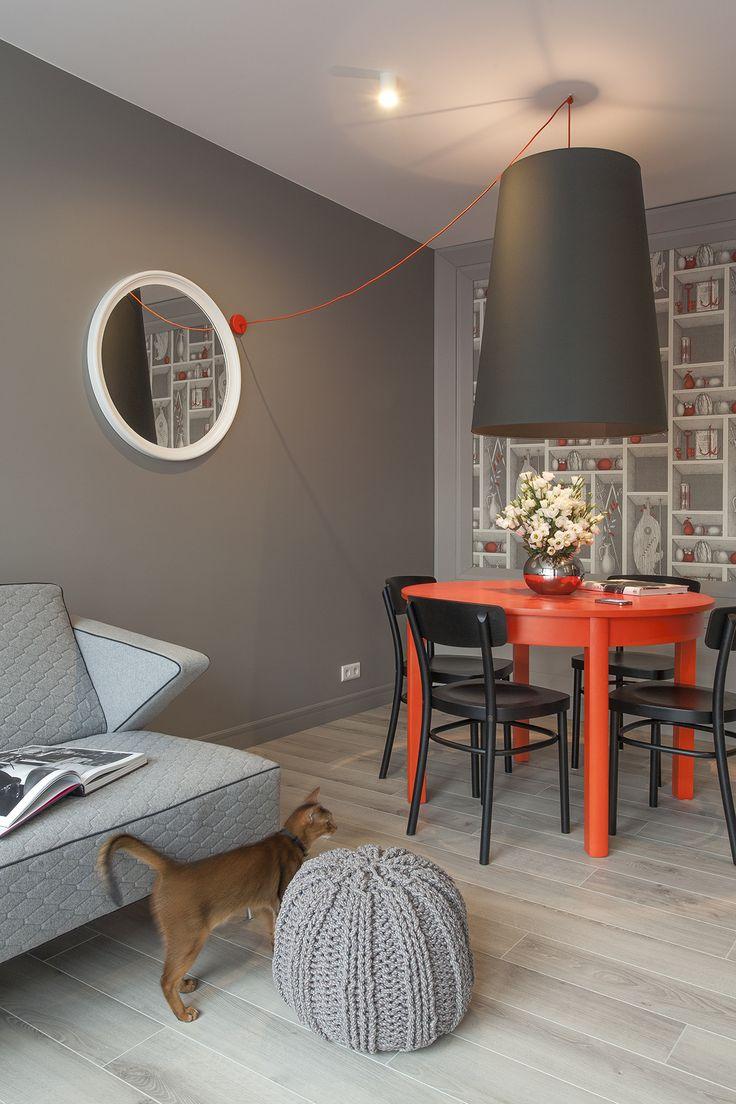 apartment 52m2 by Kreacja Przestrzeni, Poznań Poland