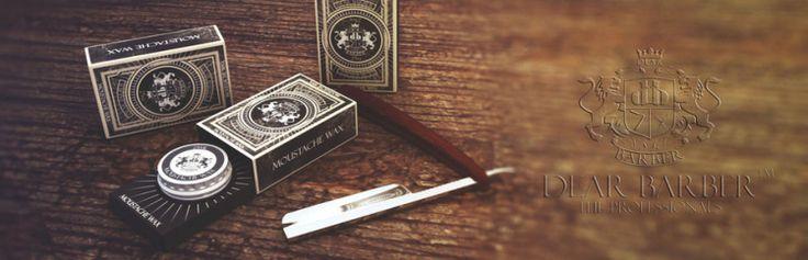 Sofistikerad och elegant   Testpiloterna  Recension av Dear Barber Moustache Wax.