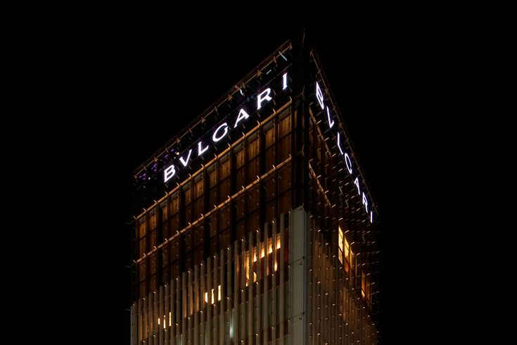 Bulgari - Tokyo-Osaka Restaurants