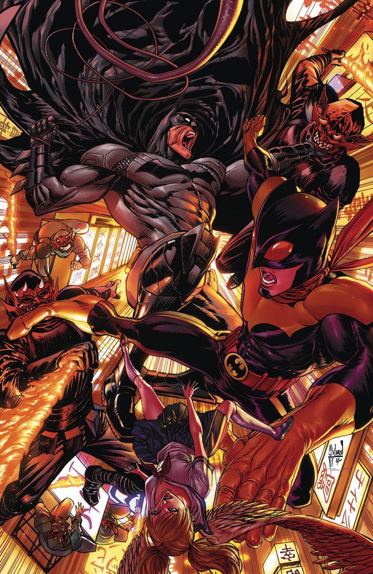 DC Comics FULL JUNE 2014 SOLICITATIONS