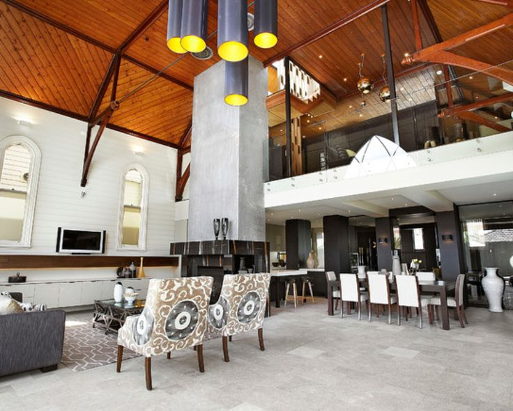 It Is A Masterpiece Design By Bagnato Architects, The Result Of The  Conversion Of An 1892 Anglican Church.