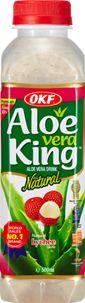 Aloe Vera King Lychee (500ml, 16.9 oz)