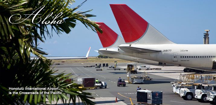 Reasonably priced transportation to/from HNL international airport