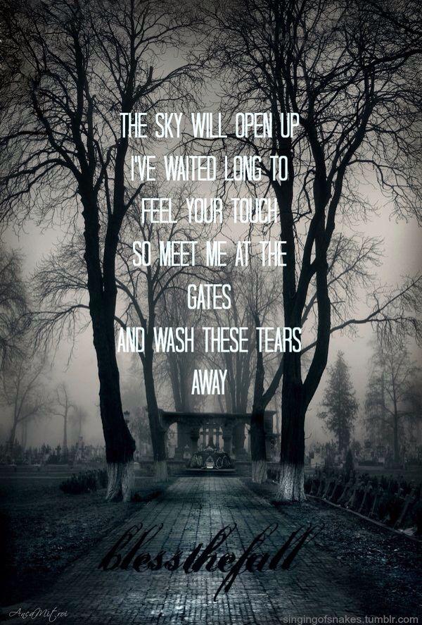meet me at the gates lyrics meaning
