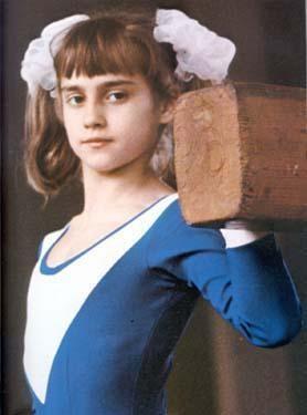 Nadia Comăneci (born November 12, 1961) - http://en.wikipedia.org/wiki/Nadia_Com%C4%83neci -- (via Anne Spencer-Roberts http://www.pinterest.com/pin/87890630203452760/ )
