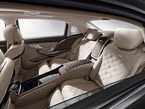 WEB LUXO - Carros de Luxo: Mercedes-Maybach Class S 2015