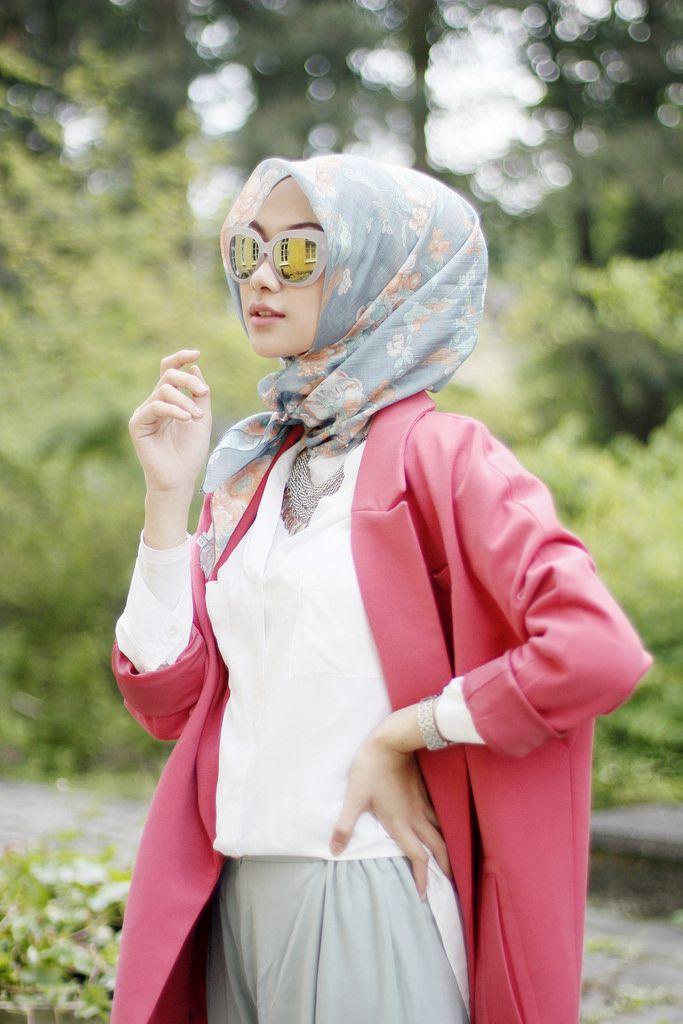 Beauty of Hijab #INP