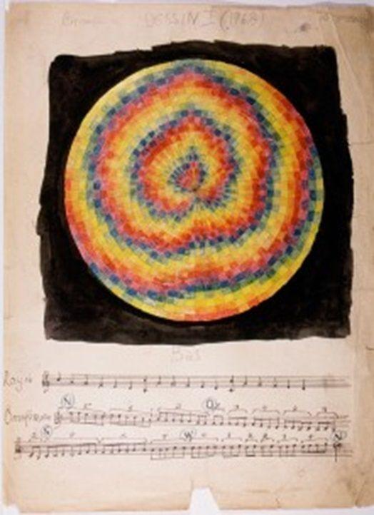 Ivan Wyschnegradsky. Etude chromatique.