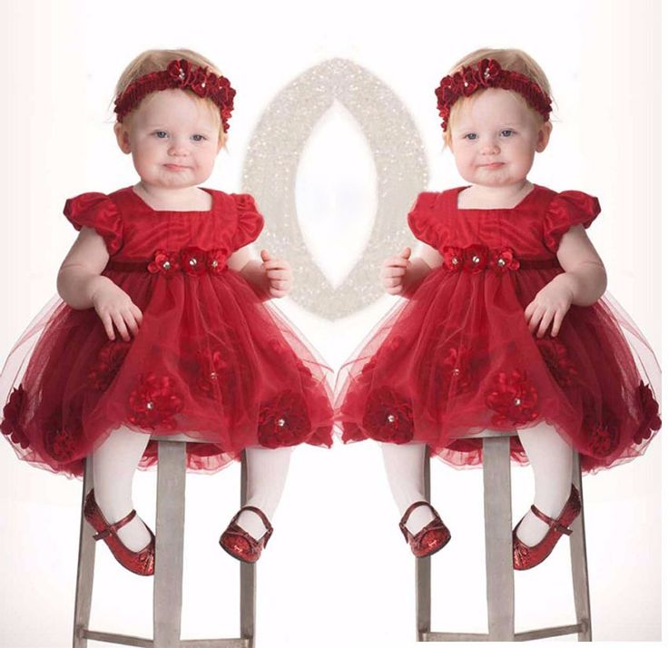 >> Click to Buy << Top Quality Kid Girl Dress Baby Clothing Brand Ceremonies Party Dresses Girls Clothes Costumes For Girl Wedding Christening Gown #Affiliate