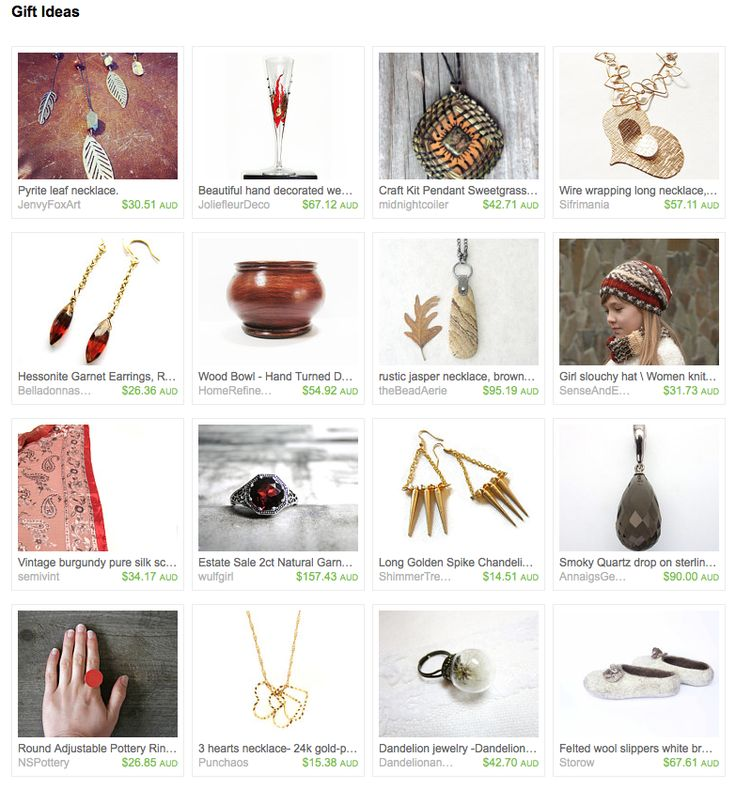Gift ideas by Georgia on Etsy