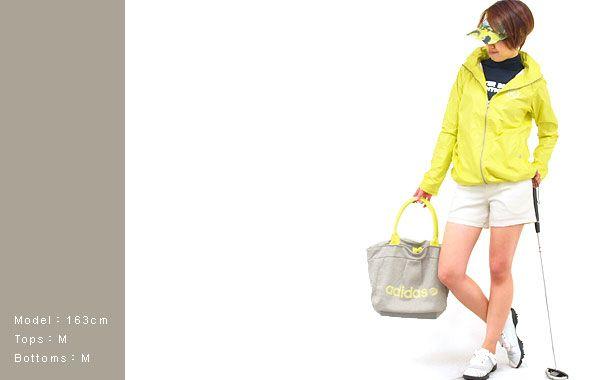 AD Neonロゴ◆スウェットカートバッグ - レディースゴルフウェア通販【CURUCURU select】人気女子ゴルフウェアショップ