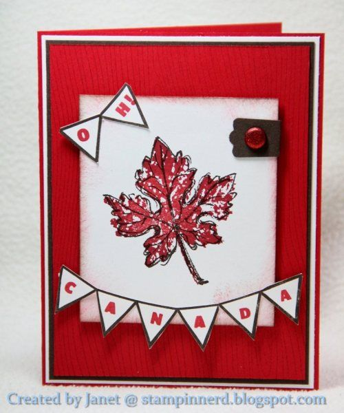 119 best cards canada day images on pinterest diy cards colorful canada day bookmarktalkfo Gallery