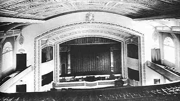 Wintergarden Theatre Queen Street, Brisbane