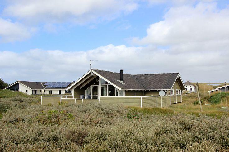 Noch ein schönes Last Minute Angebot dieses gepflegten Hauses in den Dünen bei #Skodbjerge: http://www.danwest.de/ferienhaus/3692 #Dänemark #LastMinute #Ferienhaus #Nordsee