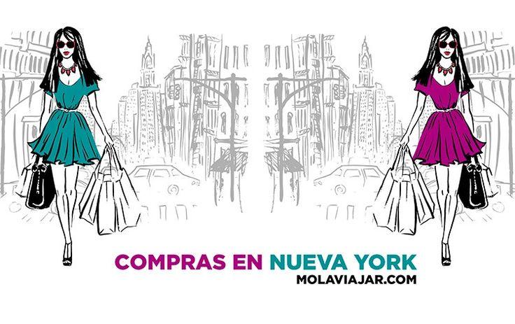 Hoy vamos a hablaros de cómo comprar barato en Nueva York las mejores tiendas, los out más conocidos. Nueva York ciudad de compras