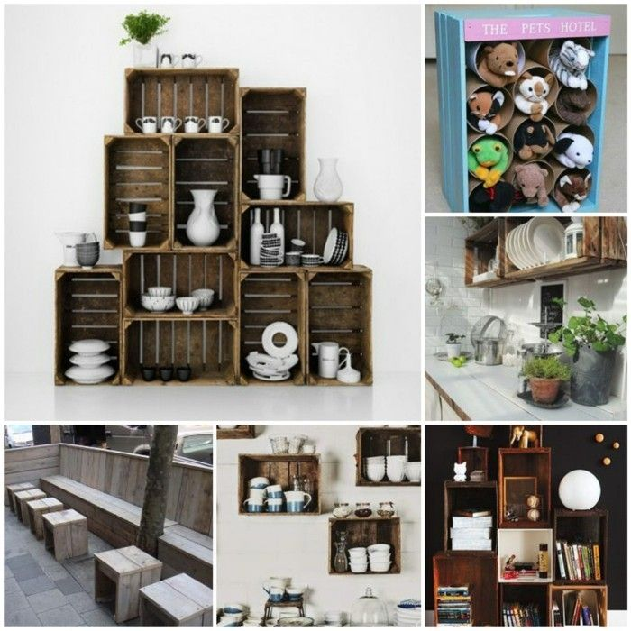 die besten 17 ideen zu weinkisten regal auf pinterest europalette diy wandregal und. Black Bedroom Furniture Sets. Home Design Ideas