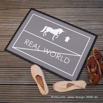 Fußmatte-Einhorn                                                                                                                                                     Mehr