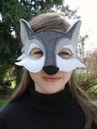 DIY Wolf Costume — Crafthubs