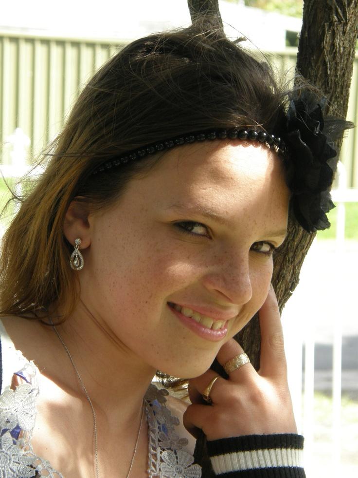 My beautiful Daughter Maddison