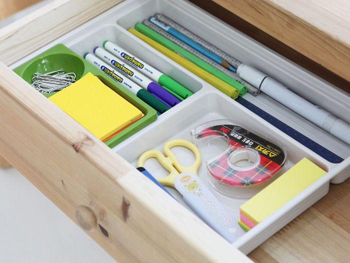 Mesa De Escritório Organizador De Gaveta Caixa, Acessórios de artigos de papelaria, feito na Coréia | Comércio e indústria, Escritório, Materiais de escritório | eBay!