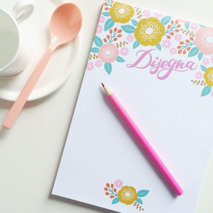Un preferito personale dal mio negozio Etsy https://www.etsy.com/listing/252477672/notepad-desk-note-pad-drawing-notepad