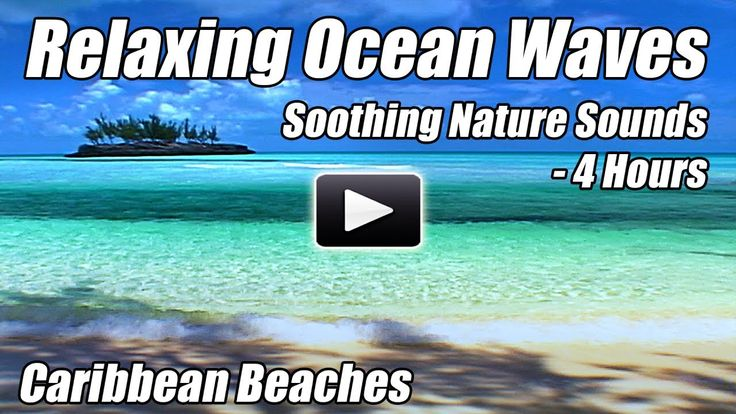 Relaxing Ocean Waves Sounds of Nature Relaxation Calming Water Sea for M...