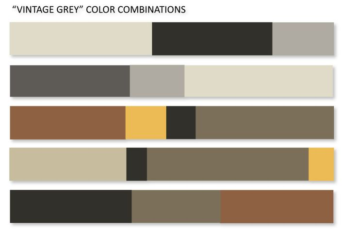 Vintage Grey Color Combinations Clothing And Home Decor Color Trends 2014 Hot Decor Trends